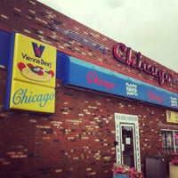 Photo taken at Chicago Style Beef & Dogs by Andrew C. on 7/30/2012