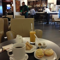 Photo taken at The Centurion Lounge by American Express by Jose G. on 9/5/2012