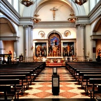 Photo taken at Church of Saint Agnes by George B. on 6/15/2012
