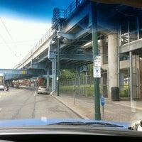 Photo taken at SEPTA Frankford Transportation Center by Tinisha S. on 8/15/2012