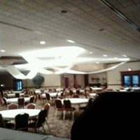 Photo taken at Holiday Inn Express & Suites Mentor (Lamalfa  Conf Centre) by David S. on 2/27/2012