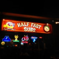 Photo taken at Half Fast Subs by Casey H. on 6/10/2012