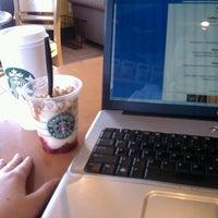 Photo taken at Starbucks by Sarah H. on 3/8/2012