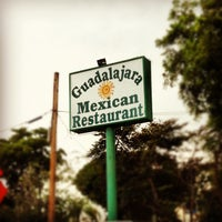 Photo taken at Guadalajara Mexican Restaurant by Eric M. on 8/19/2012