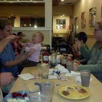 Photo taken at HomeTown Buffet by Joleen D. on 4/28/2012