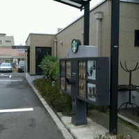 Photo taken at Starbucks Coffee 西宮鞍掛店 by Yuji N. on 5/25/2012