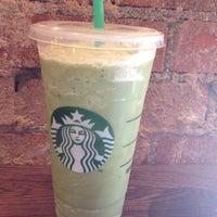 Photo taken at Starbucks by Emily V. on 9/11/2012
