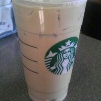 Photo taken at Starbucks by Deniece F. on 6/18/2012