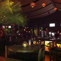 Photo taken at Taj Bar by Karine P. on 3/20/2012