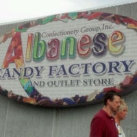 Photo taken at Albanese Confectionery by Chef Aleta W. on 5/20/2012