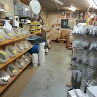 Photo taken at The Home Wine, Beer, and Cheesemaking Shop by Pam A. on 8/26/2012