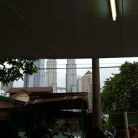 Photo taken at Nasi Padang Kampung Baru by AmirHamzahAlias on 3/25/2012
