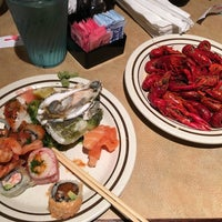 Photo taken at East Star Chinese Buffet and Sushi by Hemen H. on 4/11/2016