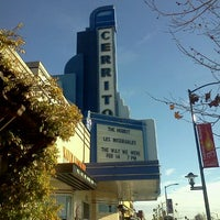 Photo taken at Rialto Cinemas Cerrito by Ernesto M. on 1/11/2013
