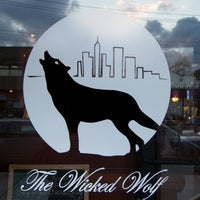 Photo taken at The Wicked Wolf by Good Mark L. on 4/23/2014