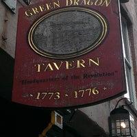 Photo taken at Green Dragon Tavern by Jason B. on 4/13/2013