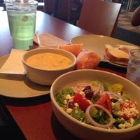 Photo taken at Panera Bread by Clarice C. on 9/3/2014