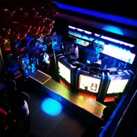 Photo taken at Paragon X3 SuperClub Ultimate Dance Club by Eugene M. on 10/27/2012