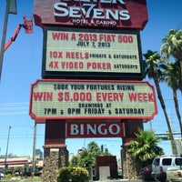 Photo taken at Silver Sevens Hotel & Casino by James C. on 6/20/2013