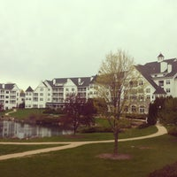 Photo taken at The Osthoff Resort by Geo V. on 5/13/2013