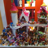 Photo taken at Playmobil FunPark by Nikos on 4/7/2013