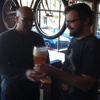 Photo taken at Elliott Bay Pizza & Pub by Jon P. on 5/17/2013