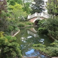 Photo taken at Parc Monceau by Diann S. on 5/5/2013