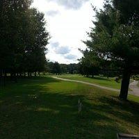 Photo taken at Newton Commonwealth Golf Course by Phil P. on 7/18/2014