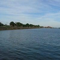 Photo taken at Esplanad Sidek by Junior P. on 3/5/2014