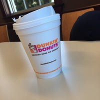 Photo taken at Dunkin Donuts by Ibra on 4/20/2016