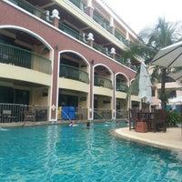 Photo taken at Karon Sea Sands Resort Phuket by ellie J. on 7/4/2013