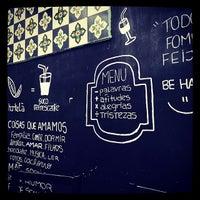 Photo taken at Manjericão Restaurante by Sandra F. on 3/20/2014