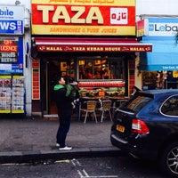 Photo taken at Taza Kebab House by Rashdan R. on 11/29/2014
