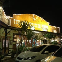 Photo taken at Cowboy Cafe Restaurant by Siraphat P. on 12/21/2012