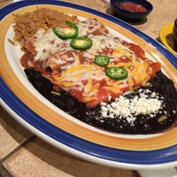 Photo taken at On The Border Mexican Grill & Cantina by Arpit S. on 9/10/2015