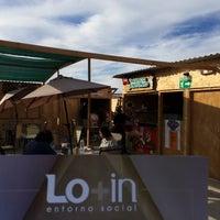 Photo taken at La Lagunita - Patio Gastronómico by Lo+in on 1/8/2015