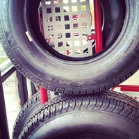 Photo taken at Discount Tire® Store by Amber S. on 9/21/2013