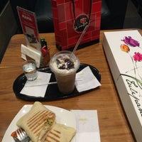 Photo taken at Havanna Café by Alejandra S. on 5/16/2015