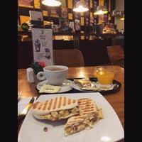 Photo taken at Havanna Café by Alejandra S. on 4/18/2015