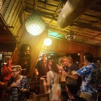 Photo taken at Trader Vic's by Molly S. on 7/29/2016