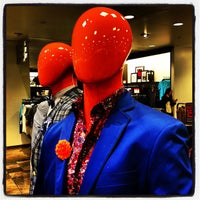 Photo taken at Macy's Men's & Home by Tsafrir M. on 4/7/2013