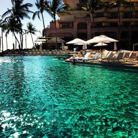 Photo taken at CasaMagna Marriott Puerto Vallarta Resort & Spa by Darcie B. on 4/29/2013