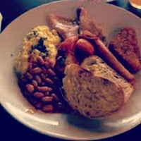 Photo taken at WheatField Bakery & Cafe by Nita Nylora on 10/2/2014