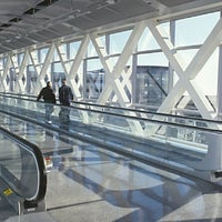 Photo taken at Boston Logan International Airport (BOS) by Cynarah A. on 10/19/2012