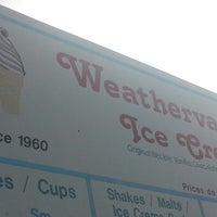 Photo taken at Weathervane Ice Creme by Bryan B. on 6/16/2013