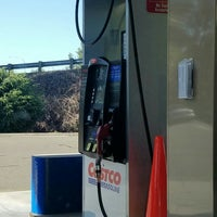 Photo taken at Costco Gas Station by Cisco on 6/5/2016