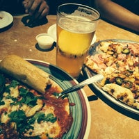 Photo taken at California Pizza Kitchen at The Lakes at Thousand Oaks by Agustin E. on 7/18/2014