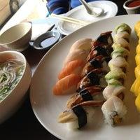 Photo taken at Minato Japanese Restaurant by . .. on 11/30/2012