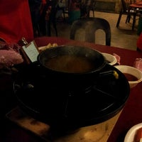 Photo taken at Bbq Land Kuang by Mohd Fauzy A. on 1/12/2013