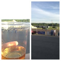 Photo taken at Vernon Downs Harness Track by Jordan P. on 6/9/2013